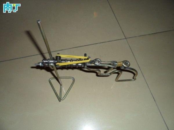 Легендарный детский пистолет «Пугач» своими руками