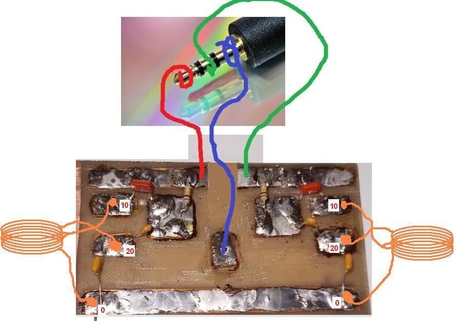 Самодельный металлоискатель простой