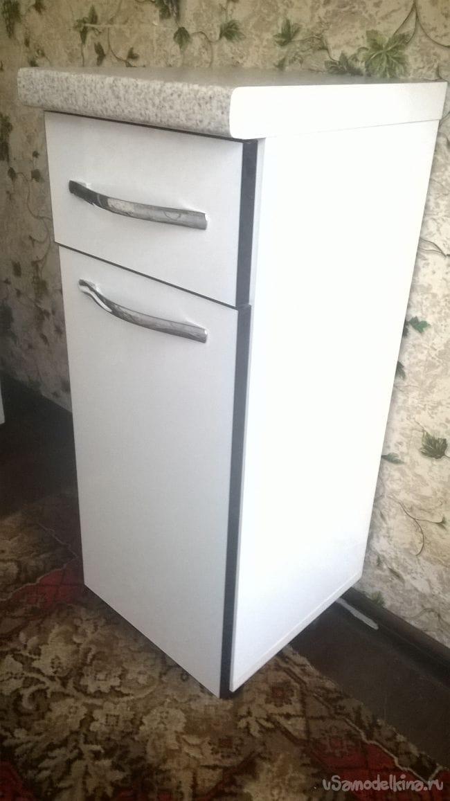 Кухонная тумбочка из ДСП