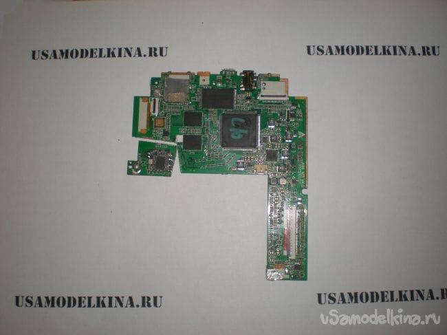 USB WiFi адаптер из старого планшета