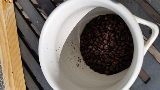 Машина для обжарки кофе своими руками