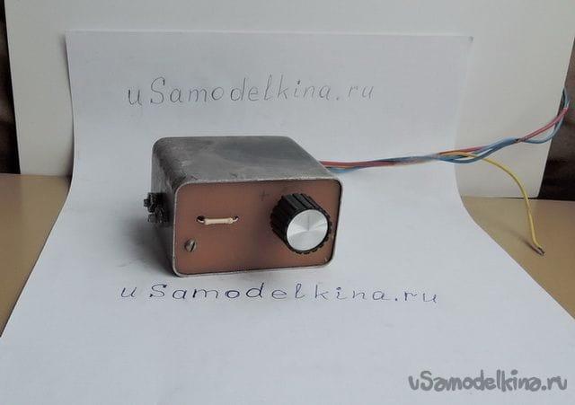 Терморегулятор для КАМАЗа