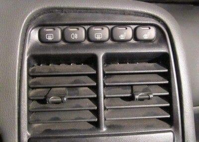 Установка вентиляции в автомобильные сидения