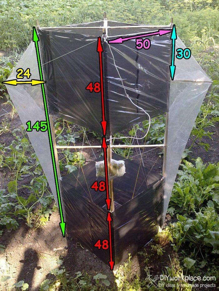 Как сделать коробчатый воздушный змей фото 552