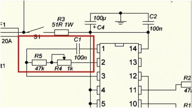Изготовление простого преобразователя 12-220В, 50Гц