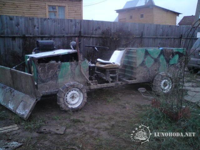 Трактор  «СОМ»