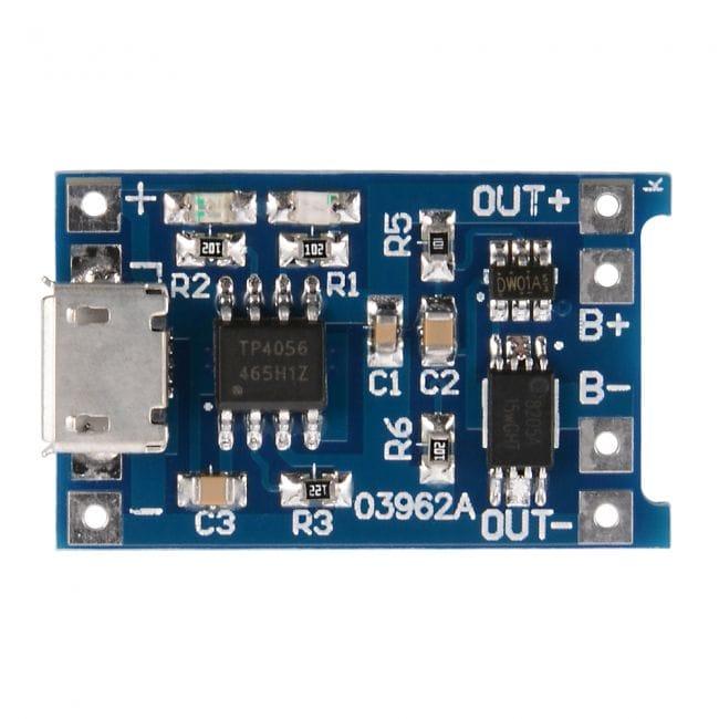 Модуль для заряда Li-ion аккумуляторов
