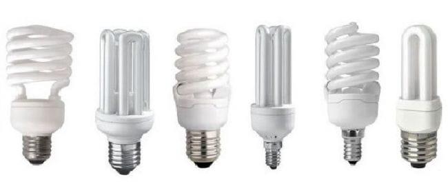 Где применить сгоревшую энергосберегающую лампу