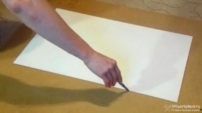 Нужна маркерная доска? Делаем своими руками