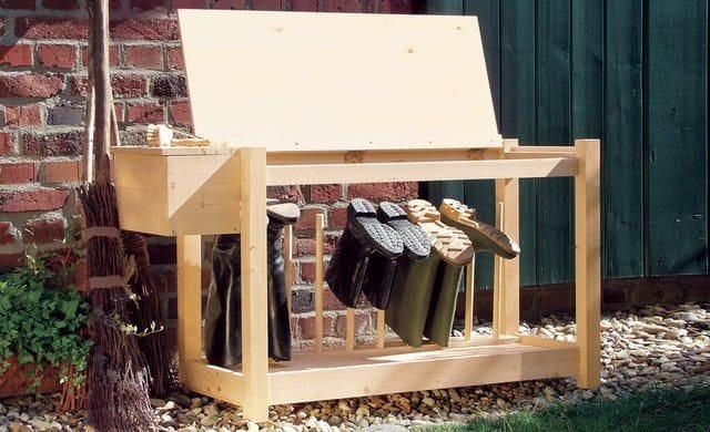 Ящик для хранения обуви