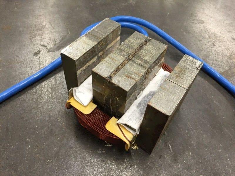 Контактная сварка из сварочного трансформатора