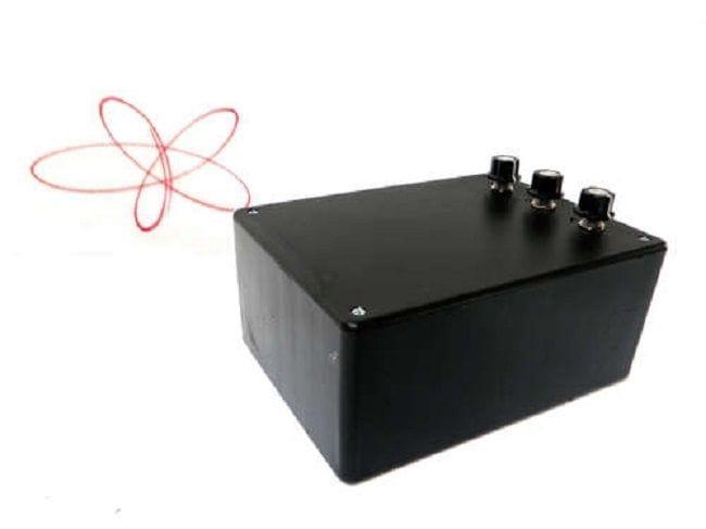 Лазерный спирограф