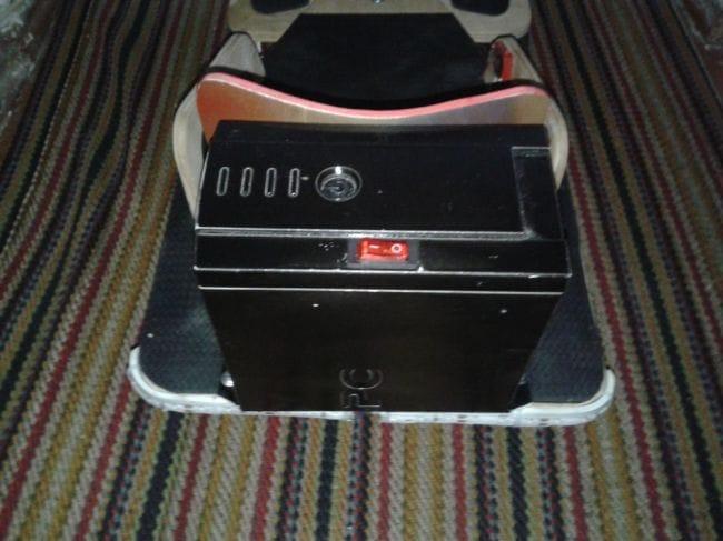 Аккумуляторный детский скейт