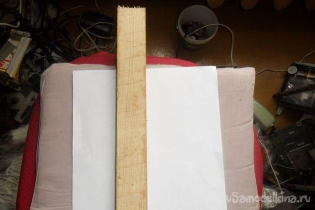 Простой, но эффективный инструмент для заточки ножей сделал сам!