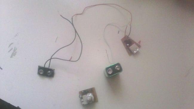 Портативное USB зарядное устройство