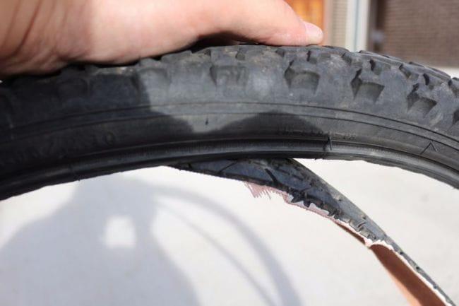 Делаем шины, устойчивые к проколам