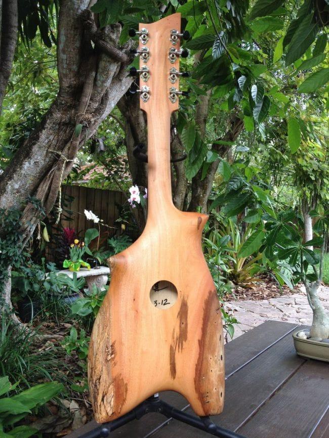 Гитара из Таити