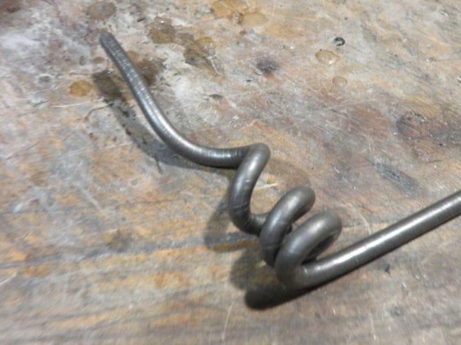 Разборной абордажный крюк  с магнитом