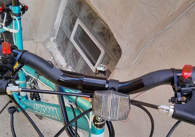 Изготовление поворотников для велосипеда
