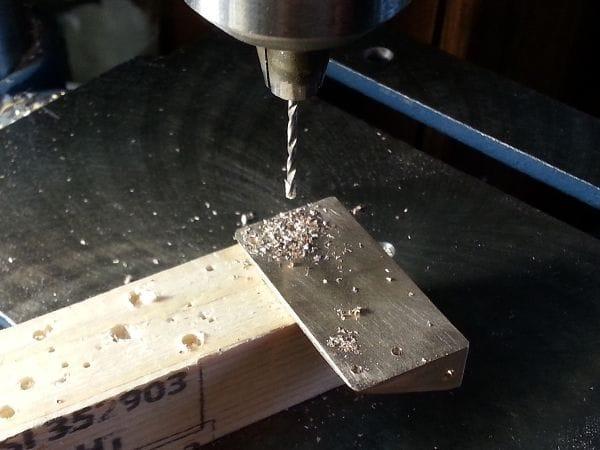 Делаем пряжку для ремня в стиле стимпанк