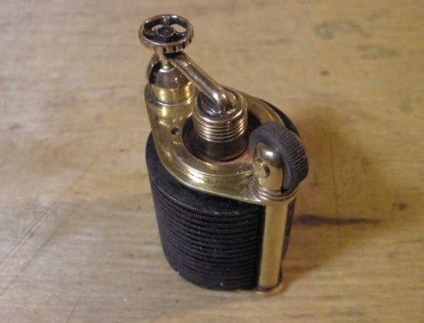 Зажигалка радиатор в стиле стимпанк