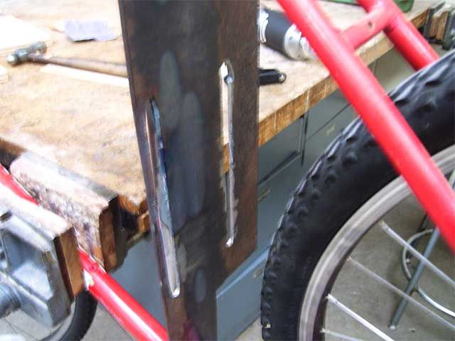 Установка электромотора на велосипед (цена вопроса 100$)