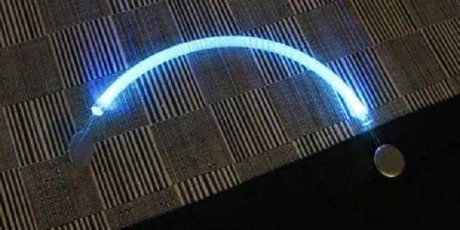 Светящаяся светодиодная трубка