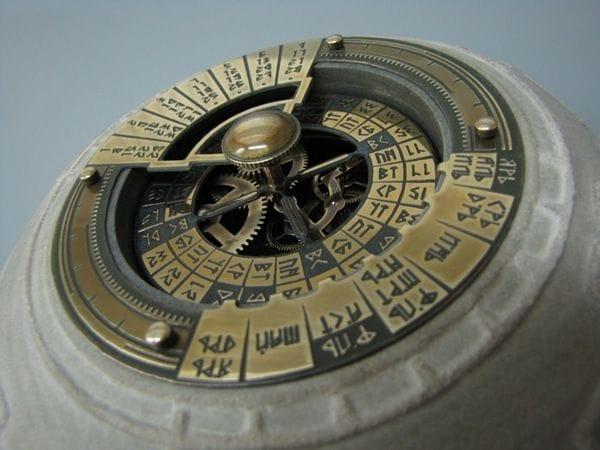 Дисковый календарь «Алатырь-камень» своими руками
