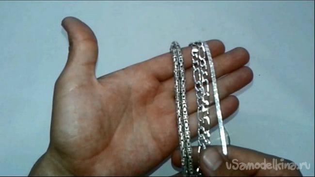 3 способа чистки потемневшего серебра