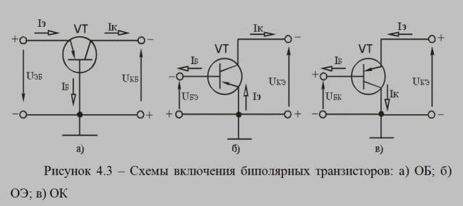 Радиолюбителю о транзисторах