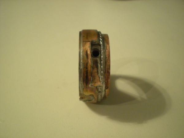 Зажигалка-часы стимпанк своими руками