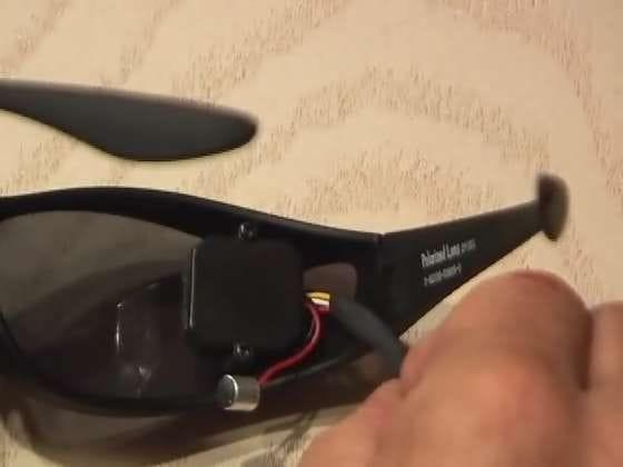 Как сделать шпионские очки с камерой