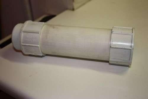Самодельный водонепроницаемый светодиодный фонарь