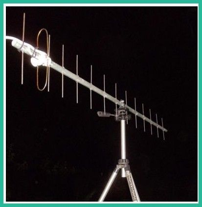 Антенна ЯГИ для 3G интернета своими руками (наружная, до 16.3 дБ)