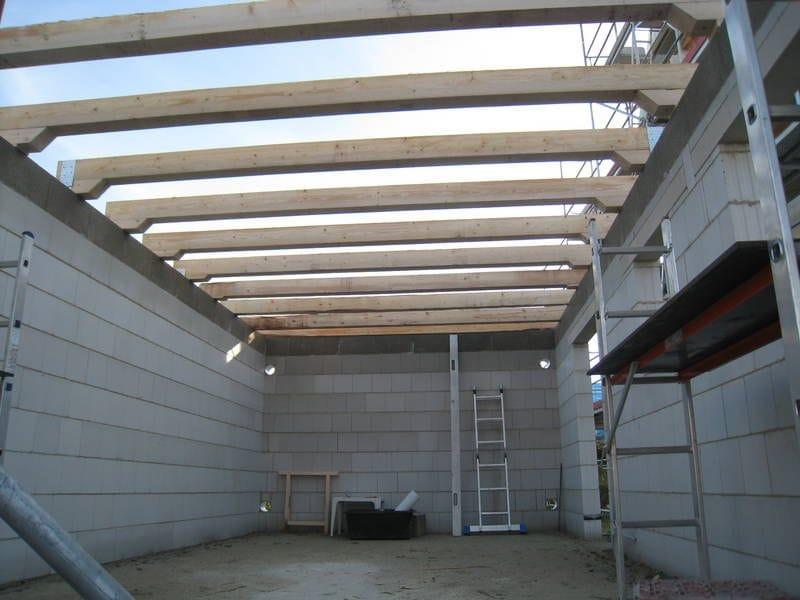 Проект теплого гаража своими руками строим фото
