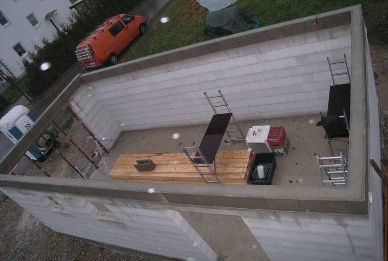 Постройка гаража своими руками