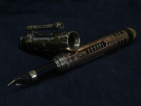 Делаем ручку STEAMPEN II (ворклог) своими руками