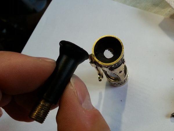 Ручка STEAMPEN стилизованная под средневековье