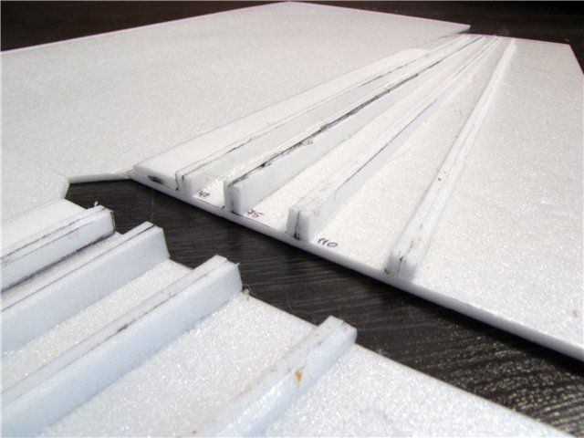 Проект Alula - собираем слопер из потолочки