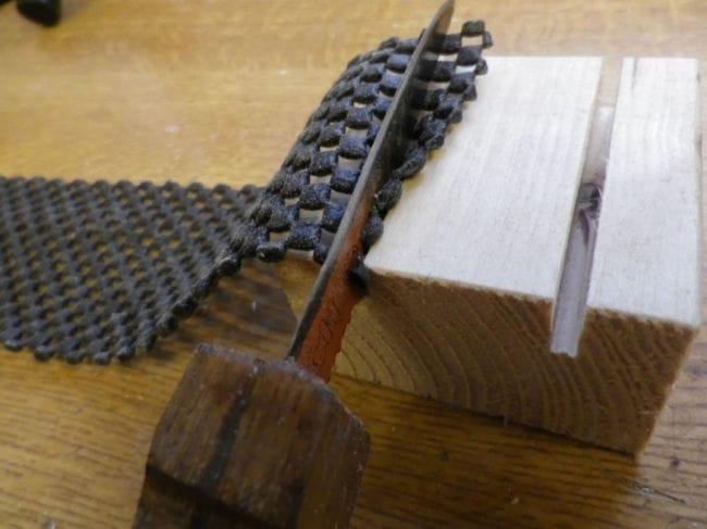 «Цепкие» подставки для столярных работ