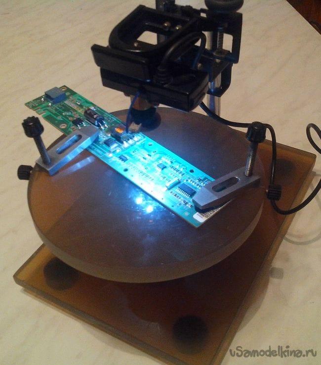 Usb микроскоп для пайки