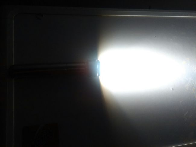 Надежный и безотказный фонарик для экстремальных условий