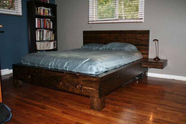 Кровать с нуля своими руками