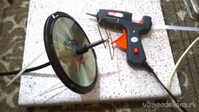 Антенна для усиления WI-FI сигнала на основе китайского адаптера