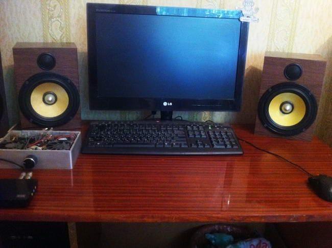Бюджетная акустика для дома