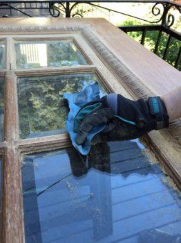 Как реставрировать старые деревянные двери