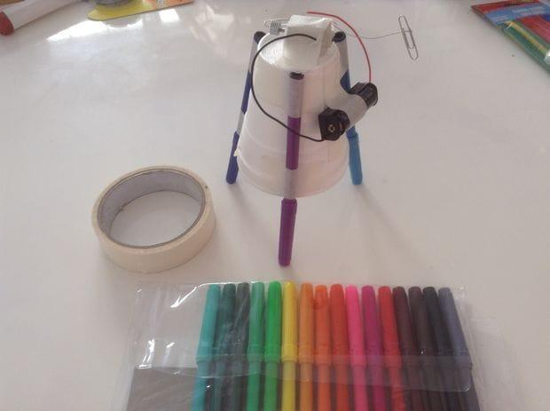 ArtBots-робот для детей и взрослых