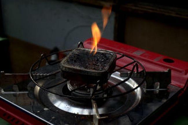 Огненный поршень