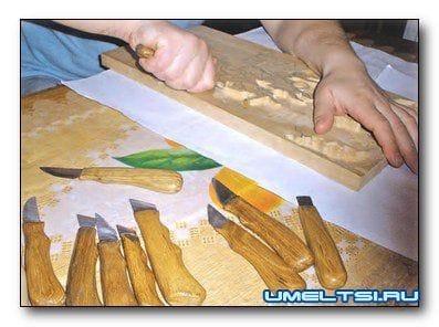 Своими руками инструмент для резьбы по дереву