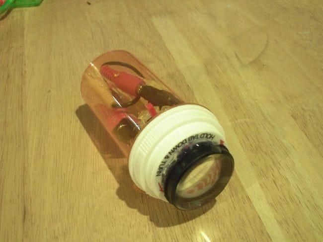 Микроскоп из AV камеры своими руками